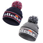 Ellesse Monza Pom Pom Beanie Bobble Winter Knitted Hat