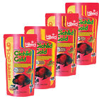 Hikari Cichlid Gold Pellets 2.0 oz & 8.8 oz Baby/Mini/Medium/Large Pellets