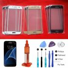 For Samsung Galaxy S7 Front Outer Screen Glass Lens Replacement Tool Kit/UV Glue