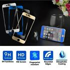For iPhone 7 Plus Silicone Tempered Glass Bubble Free Screen Protector Cover 4.7