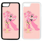 The Pink Panther Printed Back PC Case Cover - S-T1832