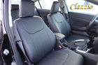 2014+ Toyota Corolla Clazzio Synthetic Leather Custom Seat Covers Front + Rear
