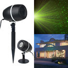 Laser Projector Stage Light RG Landscape Outdoor Xmas DJ Party Garden Waterproof