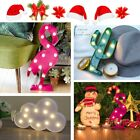 New Flamingo Marquee Cactus Battery Operated LED Light House Wedding Decor Gift