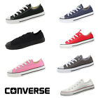 NEW KIDS CONVERSE ALL STAR OX ALL COLORS LOW TOP ORIGINAL SO CUTE