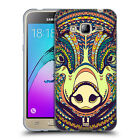 HEAD CASE DESIGNS AZTEC ANIMAL FACES 4 FARM SOFT GEL CASE FOR SAMSUNG GALAXY J3