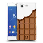 HEAD CASE DESIGNS CHOCOLATY HARD BACK CASE FOR SONY XPERIA Z3 COMPACT
