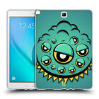 HEAD CASE DESIGNS ALIEN FACE MONSTERS SOFT GEL CASE FOR SAMSUNG GALAXY TAB A 9.7