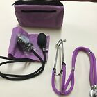 LATEX FREE Blood Pressure Sprague Rappaport Stethoscope Kit 9 COLORS