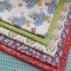 £1.99 QUILT Into the Garden Cotton Fabric Collection by Riley Blake