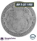 1920 TO 1936 GEORGE V SILVER HALF CROWNS HALFCROWN CHOICE OF YEAR / DATE
