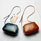 100% genuine cowhide leather handbag women's shoulder ladies messenger bag