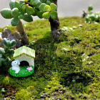 Miniature Fairy Garden Animal House Dollhouse Craft Plant Pot Ornament Decor T