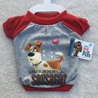 Do I Smell Sausage? Max from The Secret Life of Pets Shirt Raised Letters & Moon