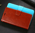Flip Leather Card Holder Wallet Case Cover For Huawei Y5 II/Y6 II Compact