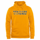Northern Colorado Bears Gold Classic Wordmark Pullover Hoodie