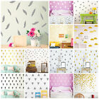 HA Cloud Raindrop Removable Wall Sticker Decal Baby Bedroom Birthday Party Decor