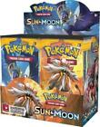 POKEMON TCG SUN AND MOON BOOSTER SEALED BOX - ENGLISH - PRE-ORDER!