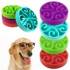 Puppy Dog Slow Down Eating Feeder Dish Pet Dog Cat Feeding Food Bowl Plastic