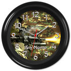 Camouflage Clock Army Action Man Combat Soldier Gift #1 - Can be personalised