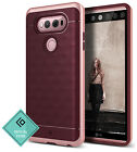 For LG V20 Caseology® [PARALLAX] Shockproof TPU Bumper Patterned Case Cover