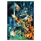 Final Fantasy 7 Poster - FFVII Collage Art - High Quality Prints