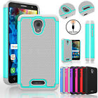 For Alcatel One Touch Allura /Fierce 4 /Pop 4 Plus Hybrid TPU Rugged Case Cover
