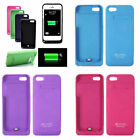 External Battery Power Bank Charger Case For Iphone 5 5s Se