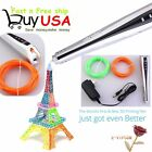 4th Gen 3D Printing Drawing Pen Crafting Modeling PLA/ABS Filament LED Desplay @