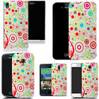hard slim case cover for many mobiles - hearty floral