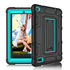 Shockproof Rugged Hard Stand Case Cover for Amazon Kindle Fire 7'' 5th Gen 2015