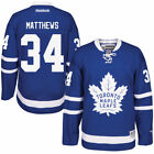 Reebok Auston Matthews Toronto Maple Leafs Blue Home Premier Jersey NHL