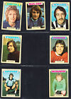 A&BC Footballers Blue Back (1-60) - choose your card
