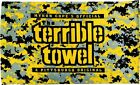 NFL Pittsburgh Steelers Terrible Towel (Multiple Styles)