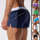 Swim Shorts Swimwear Swimming Trunks Charm Underwear Boxer Briefs Pants Men's