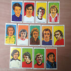 The Sun SOCCERCARDS INTERNATIONAL STARS Your Choice of Cards