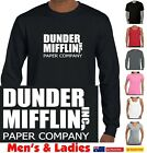 Funny T-Shirts Dunder Mifflin T-Shirt The Office Aussie Store Prints design size