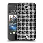 HEAD CASE DESIGNS MOSAIC TILES HARD BACK CASE FOR HTC PHONES 3