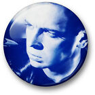 Gary Numan 1987-1989 38mm badges Metal Rhythm Skin Mechanic Radio Heart Sharpe