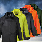 Rain Jacket Waterproof Weatherproof Outdoor Coat with Hood S-5XL Portwest US440 фото