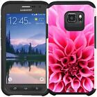 Slim Hybrid Armor Case Design Cover for Samsung Galaxy S7 Active (G891)
