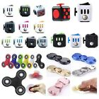 14 Color Magic Fidget Cube Children Toy Adults Fun Stress Relief Cubes ADHD Gift