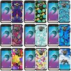 Slim Hybrid Armor Case Cover for LG Leon Risio Tribute 2 Power Destiny Sunset
