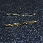 Gold/Silver Clip Leaf Earings