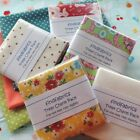 """Treat Charm Packs 3½"""" Squares ~ Each pack contains 20 Pairs of Squares ~ Quilt"""