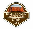 Bryce Canyon National Park Sticker Decal R840 Utah You Choose Size