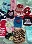 NWT DOG CAT PET CLOTHES SWEATER U-Pick-MK OFFER 4 1 OR 4 ALL-DIFF BRANDS & SIZES