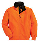 Port Authority Men's Water Resistant Long Sleeve Safety Challenger Jacket. J754S