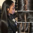 Hot Glueless Brazilian Human Hair Lace Front Wig Full Lace Wigs with Baby Hair h