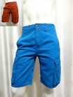 Levis mens CARRIER Cargo solid cotton twill shorts 30 31 34 36 42 NEW